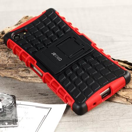 People olixar armourdillo sony xperia z5 compact protective case black Iconia Tab