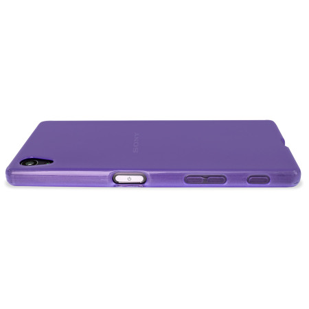 flexishield sony xperia z5 premium case   purple reviews