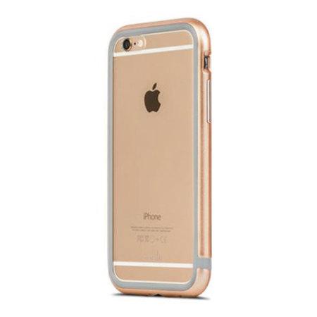despite never moshi iglaze luxe iphone 6s 6 bumper case rose gold you kidding