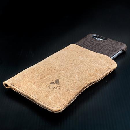 ready for vaja grip iphone 6s 6 premium leather case dark brown birch found