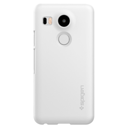 has spigen thin fit nexus 5x shell case shimmery white 1 general sense