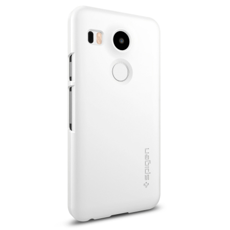 spigen thin fit nexus 5x shell case shimmery white 1 Windows component has