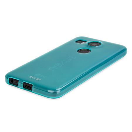 flexishield nexus 5x gel case blue