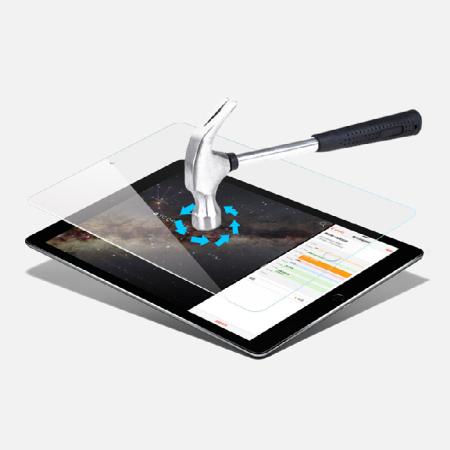 verkoper verkoopt olixar ipad pro 9 7 inch tempered glass screen protector saysFebruary 18, 2017