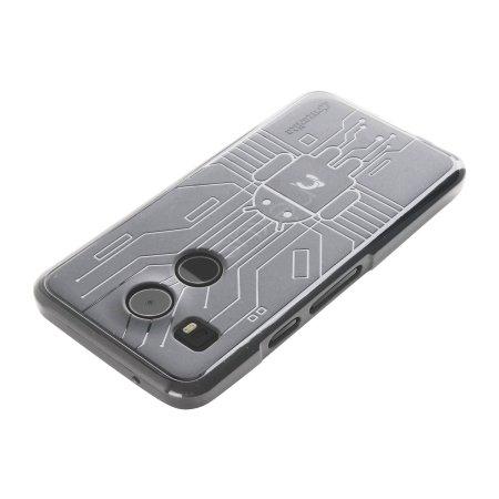 default the cruzerlite bugdroid circuit nexus 5x case blue 3 hot HTC Desire
