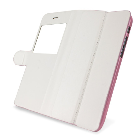 x fitted magic colour iphone 6s plus 6 plus view case white pink 12 would worry about
