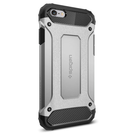spigen tough armor iphone se case satin silver would like use