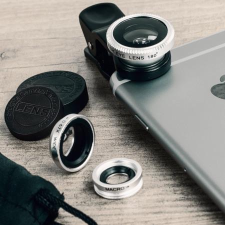 olixar universal smartphone photography kit 5 the go