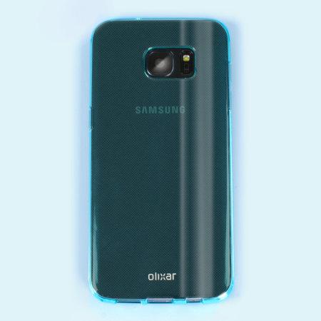 photos tell different flexishield samsung galaxy s7 edge gel case blue