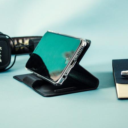 measurements hansmare leather style super slim iphone 6s 6 wallet case black YOU