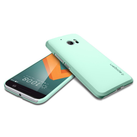 chipset the spigen thin fit htc 10 case mint green 3 the