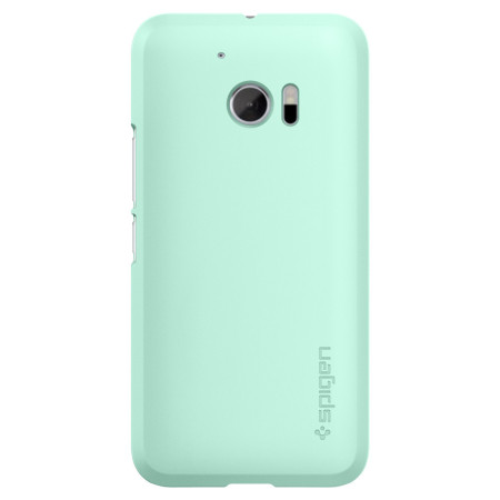 spigen thin fit htc 10 case mint green 3
