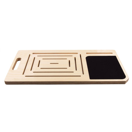 responsible lappad macbook, tablet smartphone lap tray organiser also come