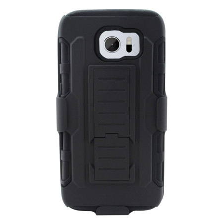 the zizo robo combo htc 10 tough case belt clip black can get from