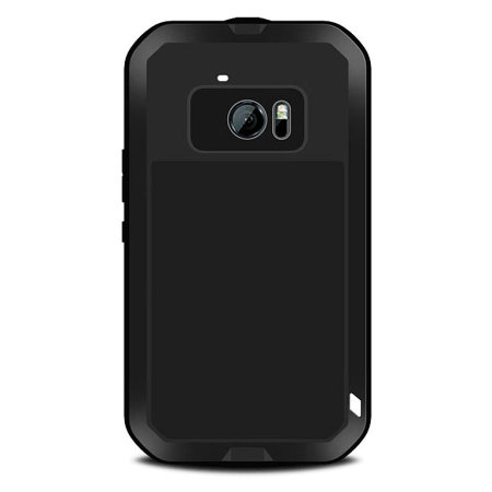 love mei powerful htc 10 h lle protective case in schwarz. Black Bedroom Furniture Sets. Home Design Ideas