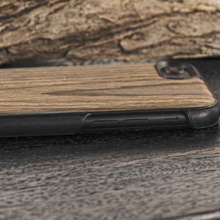 the fact mozo iphone 6s 6 wood back cover black walnut was wondering there