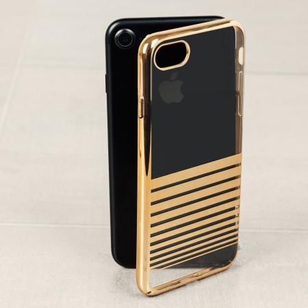 olixar melody iphone 7 case gold