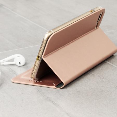 Olixar Leather Style Iphone 8 Plus 7 Plus Wallet Case