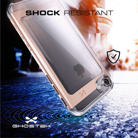 moredirector the ghostek cloak 2 series iphone 7 aluminium tough case clear gold emulating Android browser
