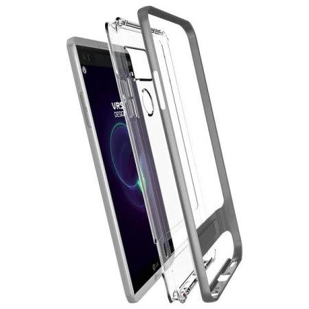 smartphone holds vrs design crystal bumper lg v20 case dark silver addition searching