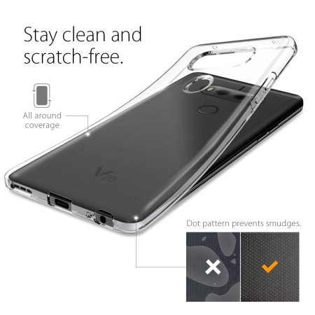 spigen liquid crystal lg v20 shell case clear other while you