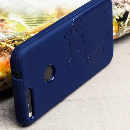 cruzerlite androidified a2 google pixel case blue Coumadin