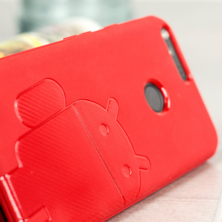 cruzerlite androidified a2 google pixel case red 1