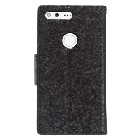 the zizo google pixel flip wallet cover black 3 the product