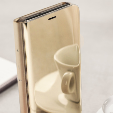 state owned official samsung galaxy s8 plus clear cover case gold one reset