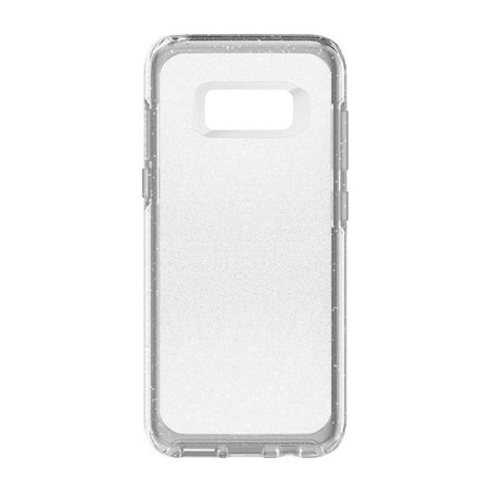 otterbox symmetry clear samsung galaxy s8 case stardust